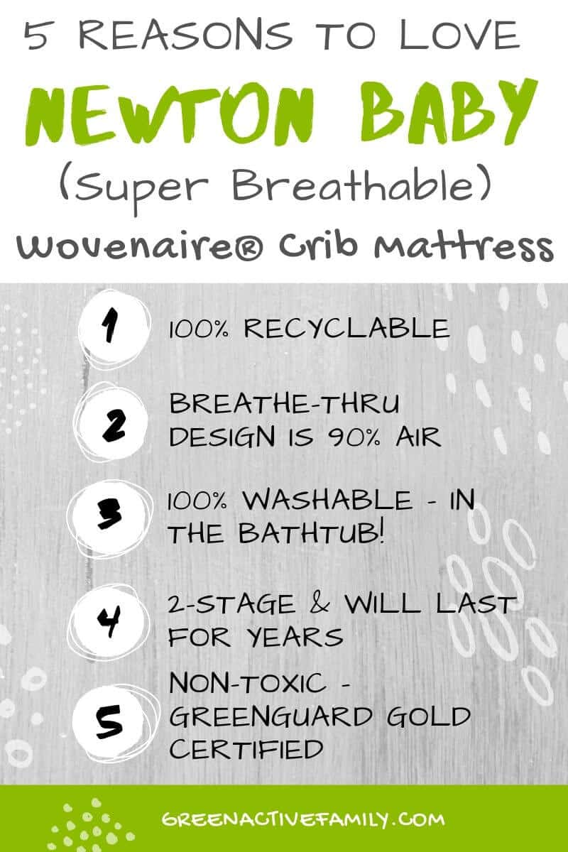 The Newton Crib Mattress Is It Really Worth It Green Active Family