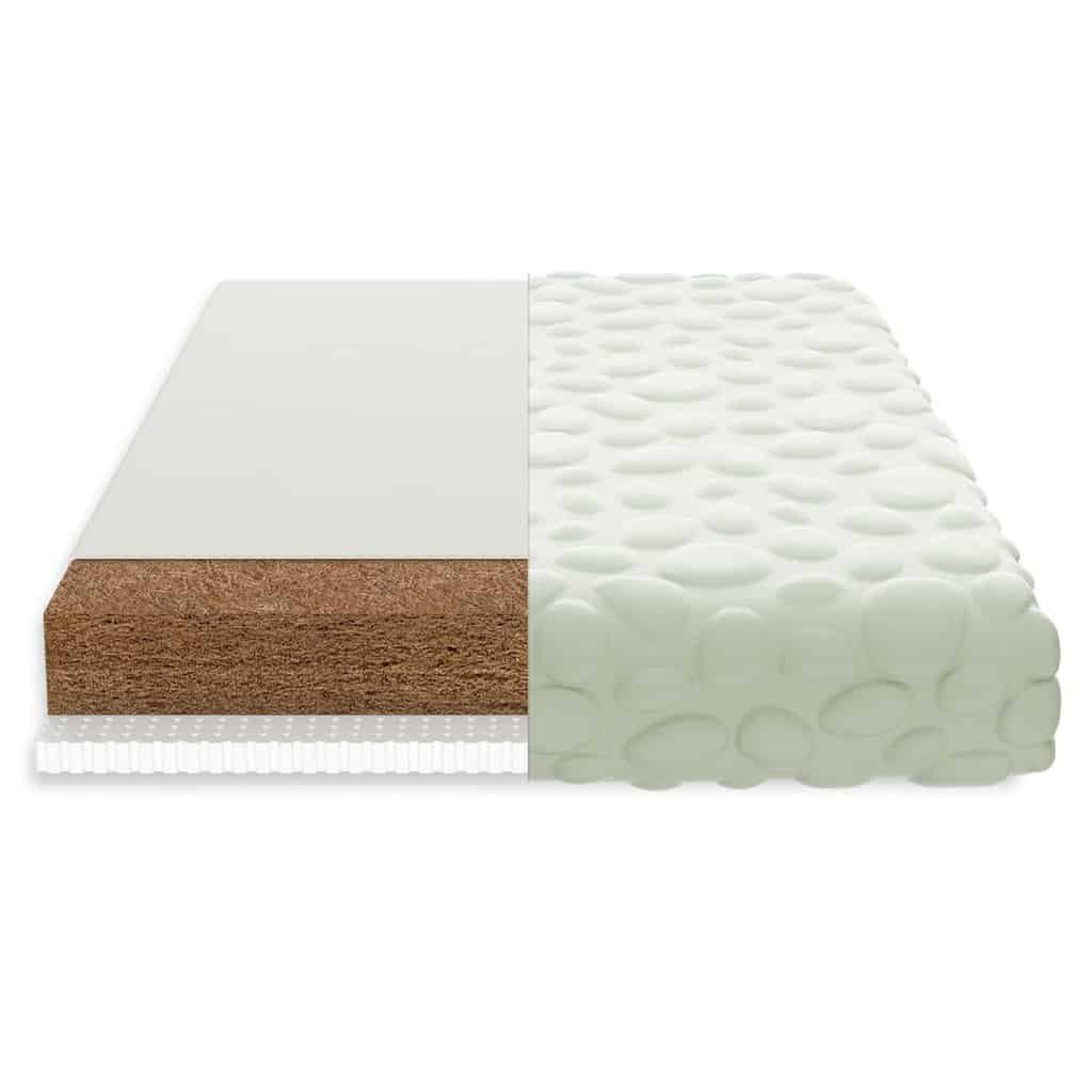 Nook Pebble Mattress Overview Green Active Family