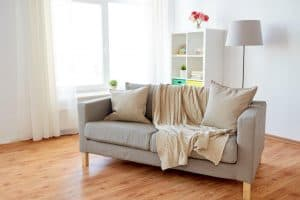 VOC chemicals - or volatile organic compounds - can exist in our homes at 2 to 5 times the level as outdoors. Sofas and foam furniture are one of the culprits.